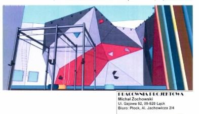 Ścianka Wspinaczkowa (3)