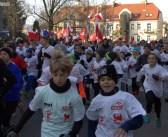 Patriotyczny bieg ulicami Płocka