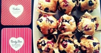 """Muffinki bez cukru - wyrób """"Lekkiego ciacha"""""""