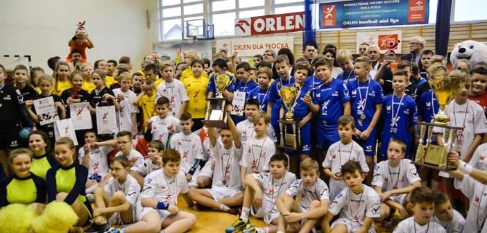 Orlen Handball Mini Liga – najlepsi młodzi szczypiorniści z SP21