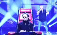 "Zrzut z programu ""The Voice of Poland"""