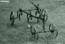 Kultywator konny lata 1948-1954