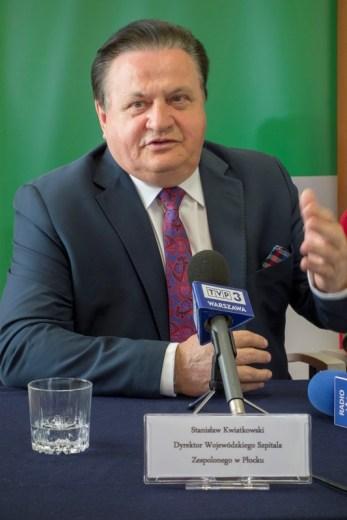 Stanisław Kwiatkowski fot. Wiktor Pleczyński