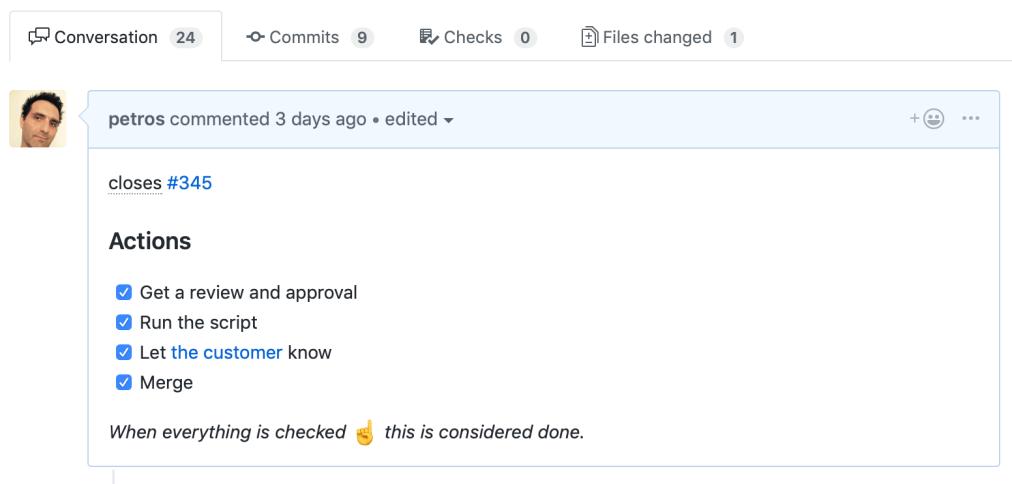 How I avoid zombie GitHub Issues
