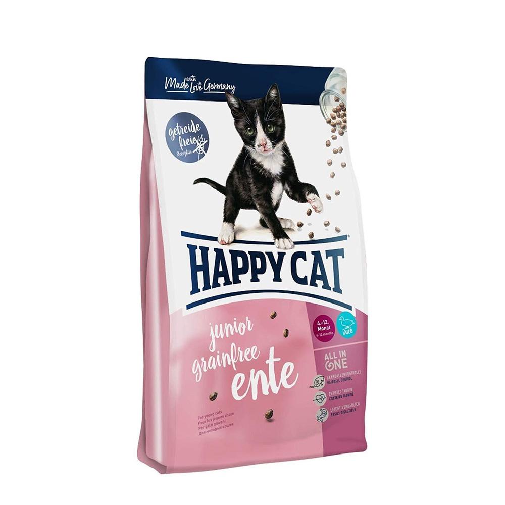 Happy Cat Junior Grainfree Duck  4 kg