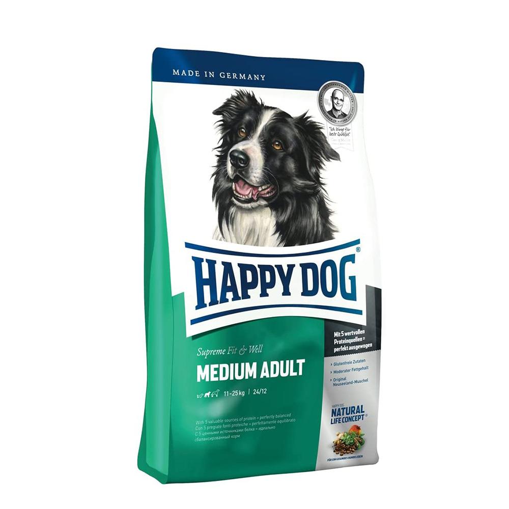 Happy Dog Fit & Vital Medium 12 Kg