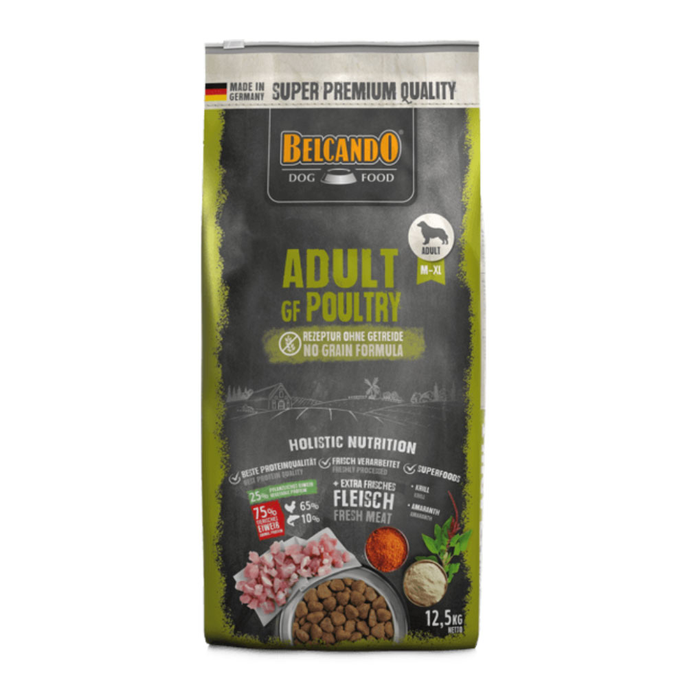 BELCANDO® Adult GF Poultry 12.5kg