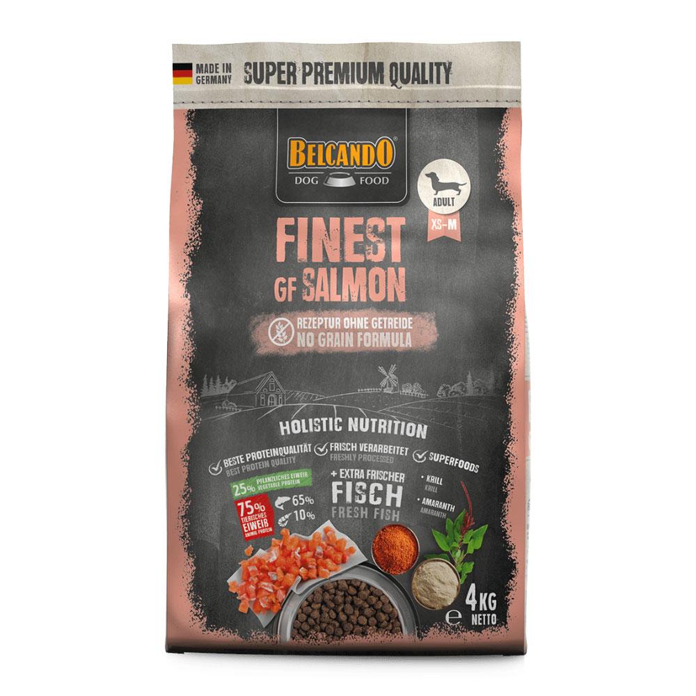 BELCANDO® Finest GF Salmon 4kg