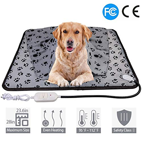 20b9f134dc5c0 wangstar X-Large Pet Heating Pad & Pet Heated Blanket Best Suggestion  Online Pet Retail Products - Dogs , Cats, Birds, Fish, Horses