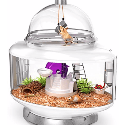 BioBubble Ultimate Small Animal Terrarium
