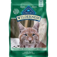 Todd's FAVORITE Cat Food! Blue Buffalo with DUCK!