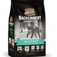 Your picky cat will LOVE it! Merrick Backcountry Dry Cat Food Review