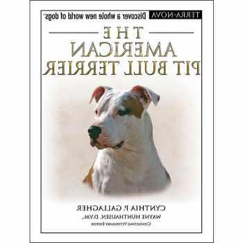American Pitbull Terrier Book