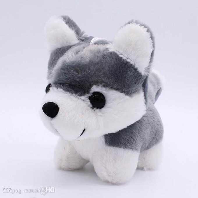 Baby Husky Stuffed Animals