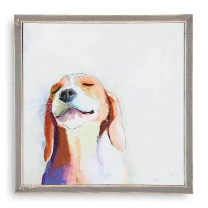 Beagle Canvas Art