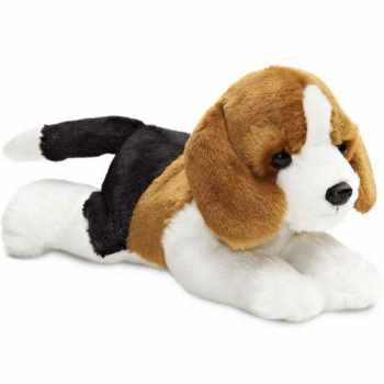 Beagle Stuffed Toy