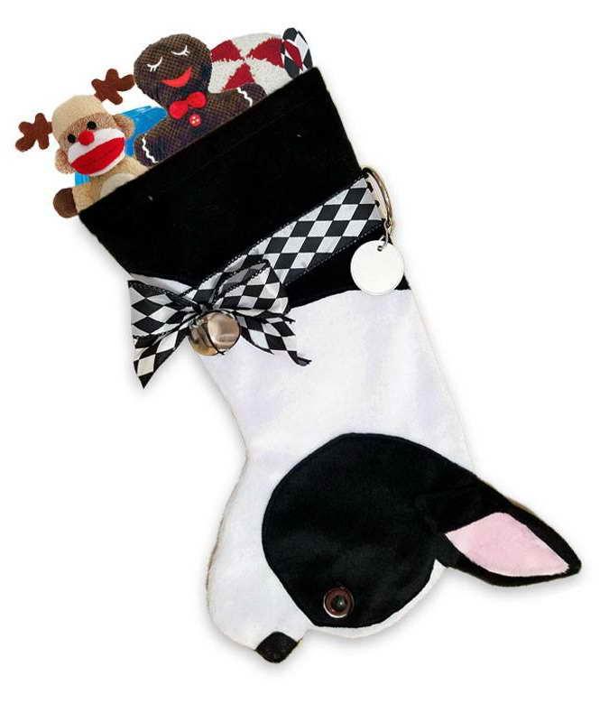 Boston Terrier Stocking