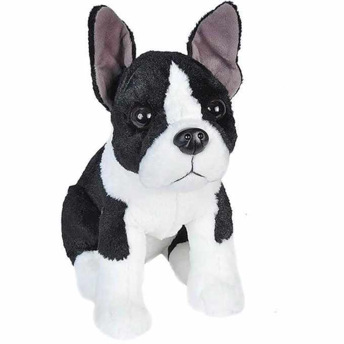 Boston Terrier Stuffed Animal
