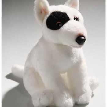 Bull Terrier Stuffed Animal