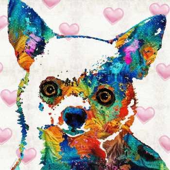 Chihuahua Artwork