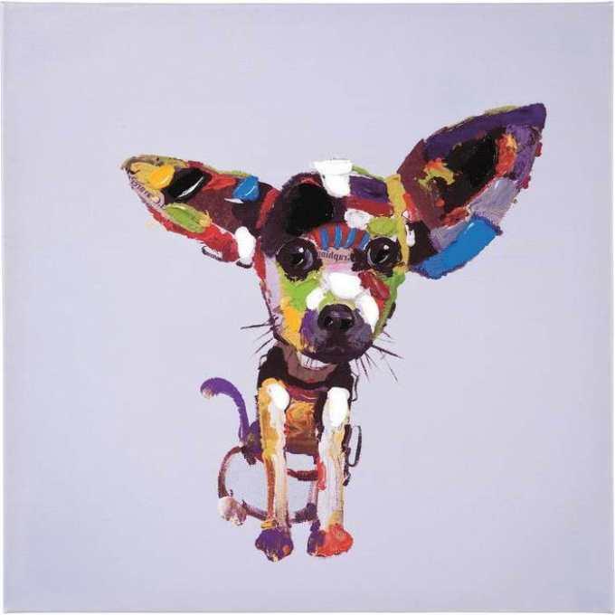 Chihuahua Canvas Art