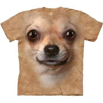 Chihuahua Face Shirt