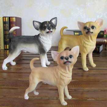 Chihuahua Figure