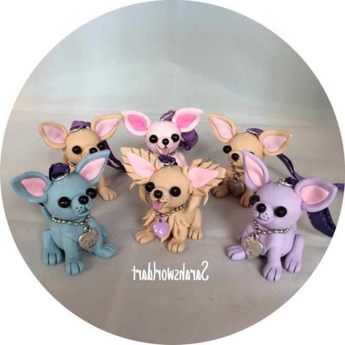 Chihuahua Figures