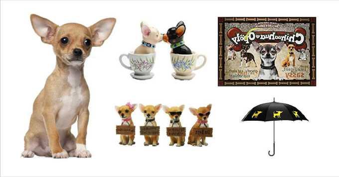 Chihuahua Items