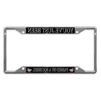Chihuahua License Plate Frames