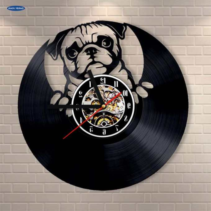 Chihuahua Wall Clocks