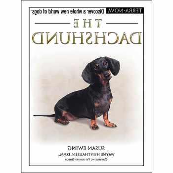 Dachshund Book