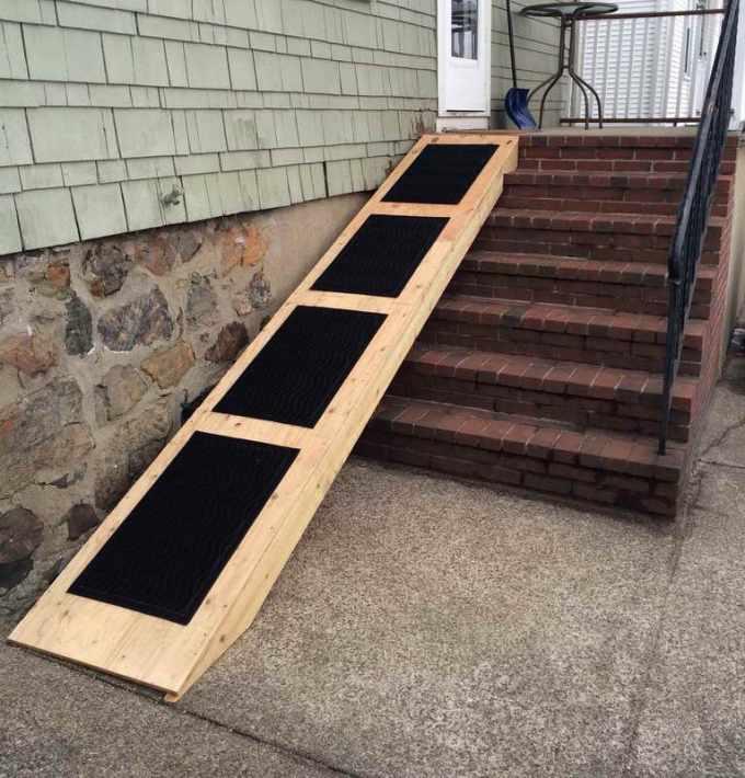 Dachshund Ramp For Stairs