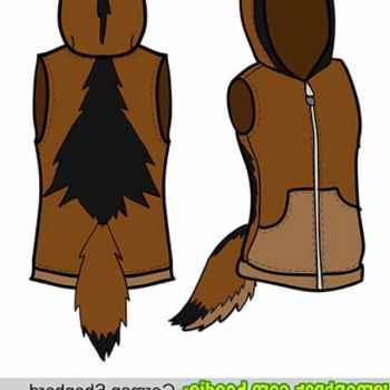 German Shepherd Costume For Kids