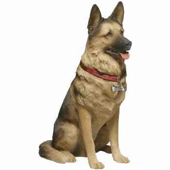 German Shepherd Dog Statue
