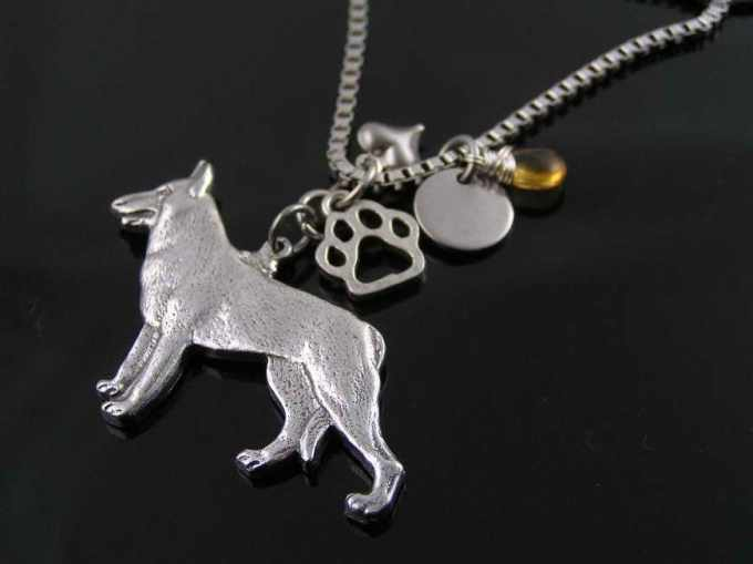 German Shepherd Jewelry
