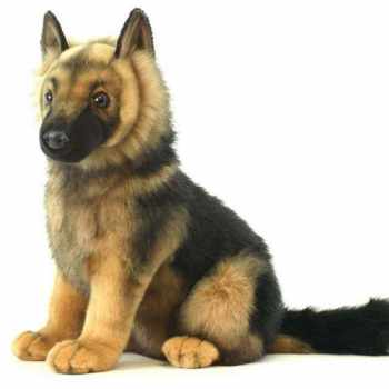 German Shepherd Plush