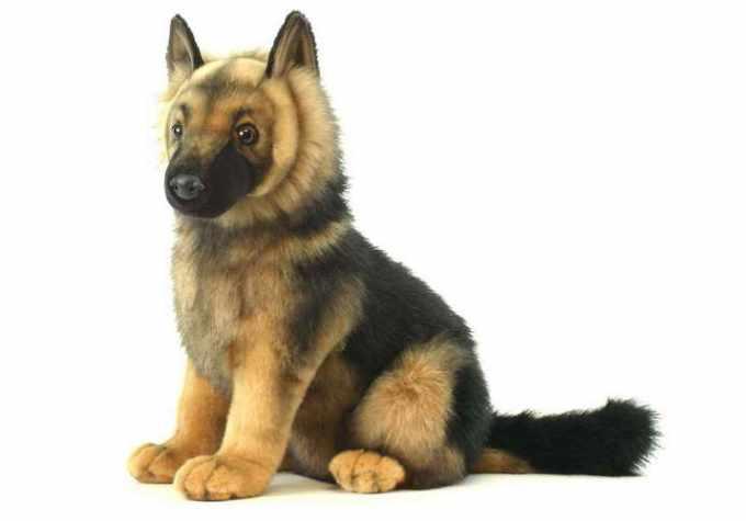 German Shepherd Plush
