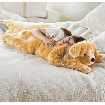 Golden Retriever Body Pillow