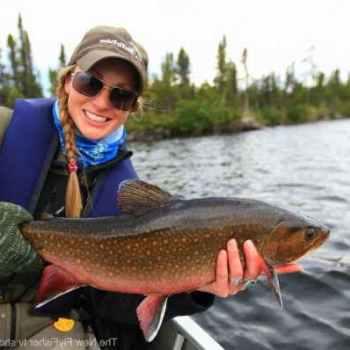 Labrador Brook Trout Fishing