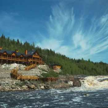 Labrador Fishing Lodges