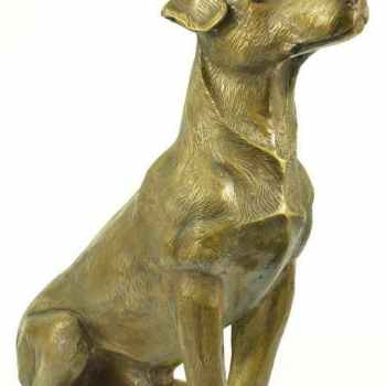 Life Size Jack Russell Statue