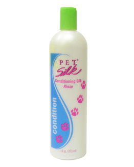 Petsilk-Conditioning Silk Rinse 16oz