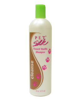 Petsilk-French Vanilla Shampoo 16oz