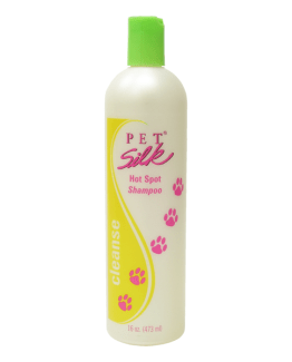 Petsilk-Hot Spot Shampoo
