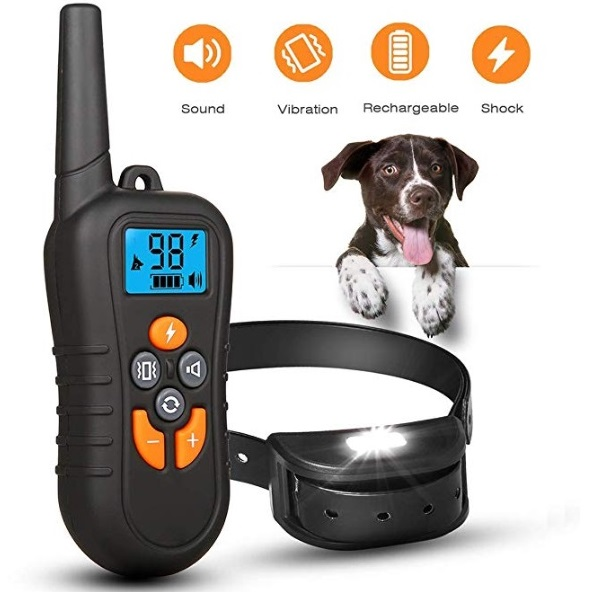 Hardcraft-Training Rechargeable Dog E-Collar