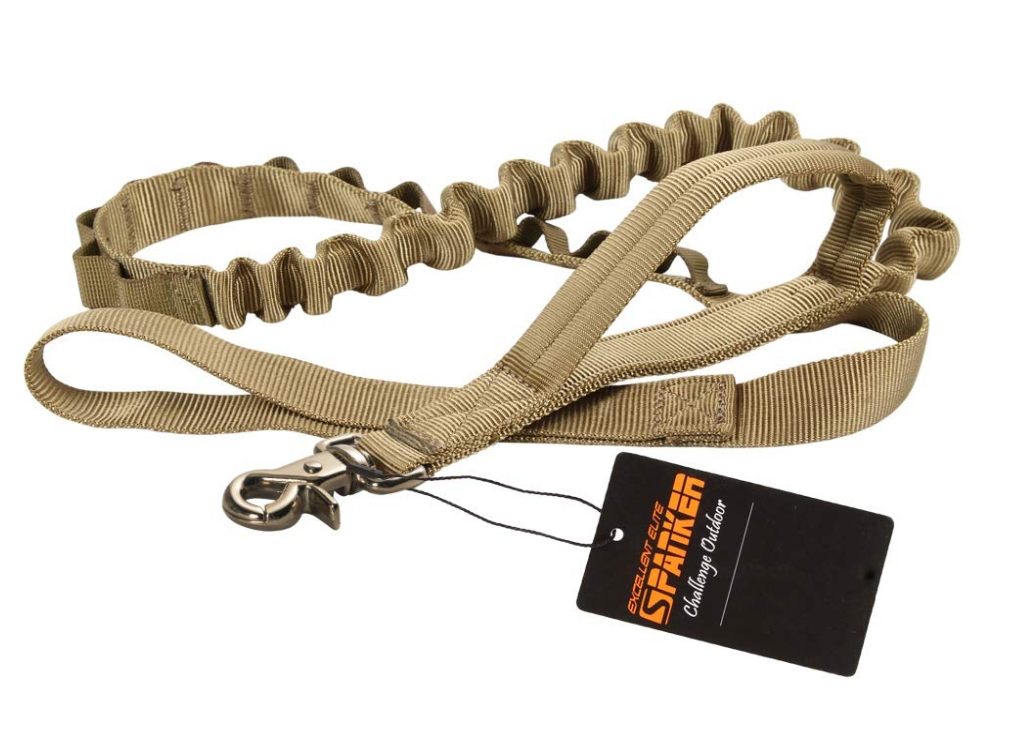 Excellent Elite Spanker Bungee Dog Leash review