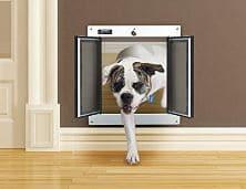 Carlson Pro Pets Wall Mount Royal Pet Door