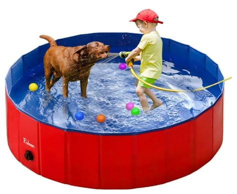 Fuloon PVC Pet Swimming Pool