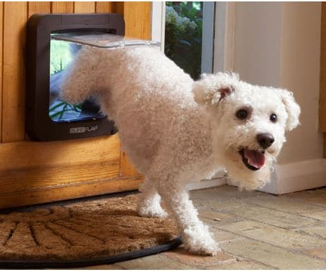 SureFlap Microchip Pet Door (Brown) review
